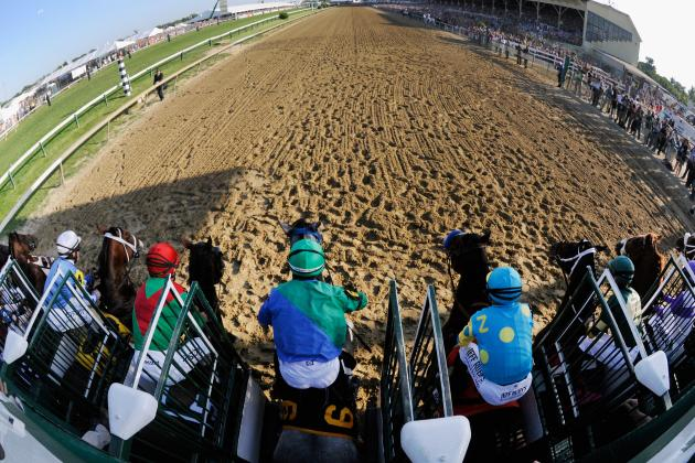 Preakness Draw 2013: Post Positions, Field and Race Preview