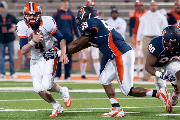 Illinois Finalizes 2014 Football Non-Conference Slate