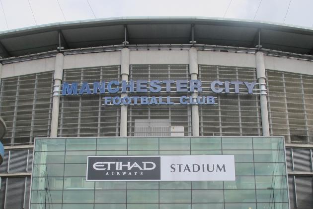 Manchester City Plan Bigger Etihad