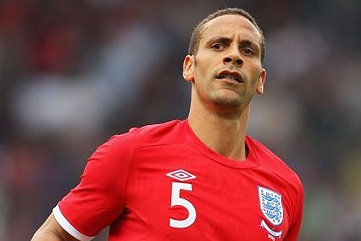 Are England Better off Without Rio Ferdinand?