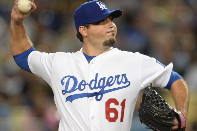 LA Activates Zack Greinke from the 15-Day DL and Place Josh Beckett on It
