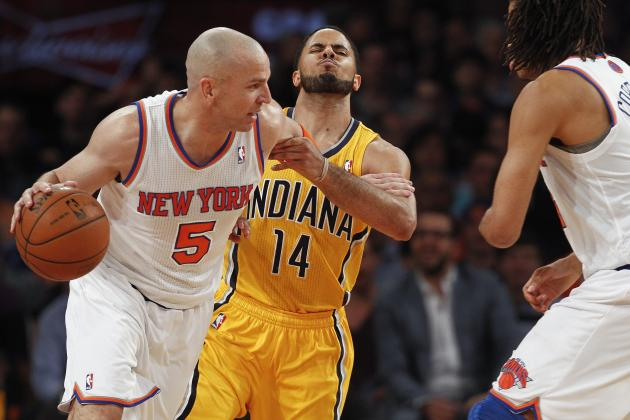 Things That Have Happened Since Jason Kidd Last Scored a Point