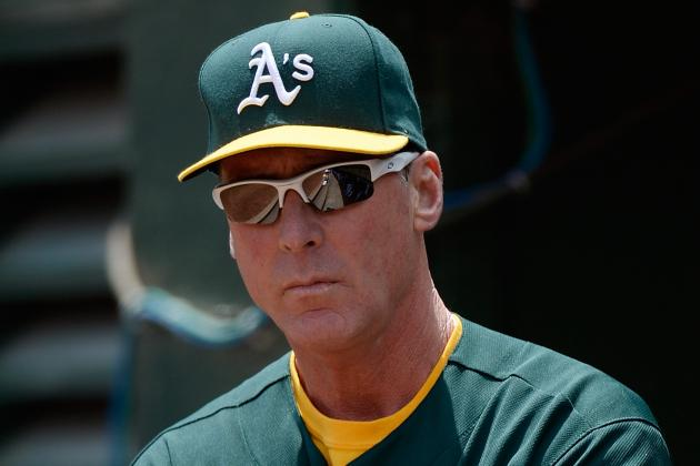 Oakland A's Lose Series Finale 6-2 to Texas Rangers