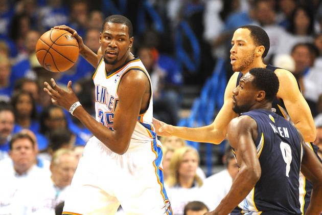 Memphis Grizzlies vs. OKC Thunder: Game 5 Preview, Schedule and Predictions