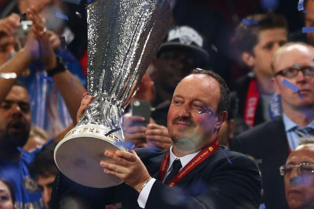 Chelsea's Rafa Benitez: Booed, Unwanted, Hated, Europa League Winner