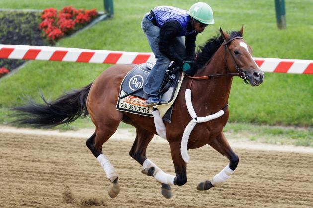 Goldencents Shaping Up to Be Strong Contender at 2013 Preakness Stakes