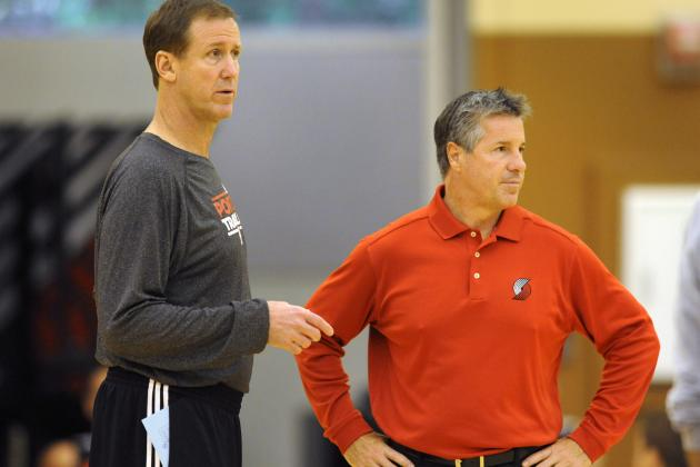 Trail Blazers' Offseason Starts with NBA Draft Combine