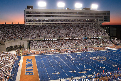 Bronco Stadium to Get 60-Foot-by-33-Foot Video Board