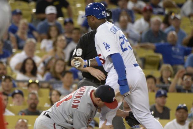 Twitter / mlblineups: 5/15 @Dodgers lineup vs ...