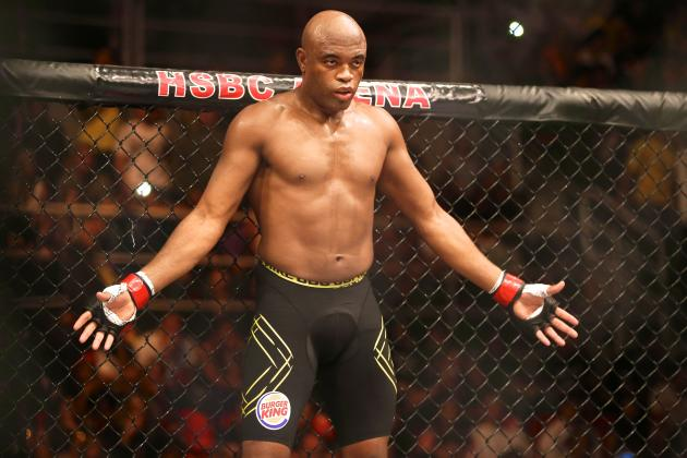 Anderson Silva Almost Retired and Left MMA Before Ever Fighting in the UFC