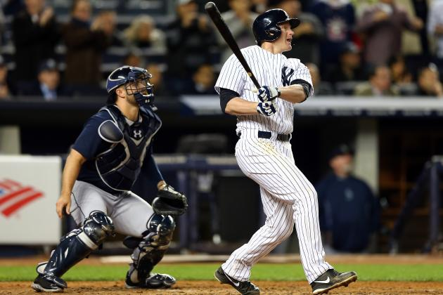 What Happens to Lyle Overbay When Mark Teixeira Is Ready to Return?
