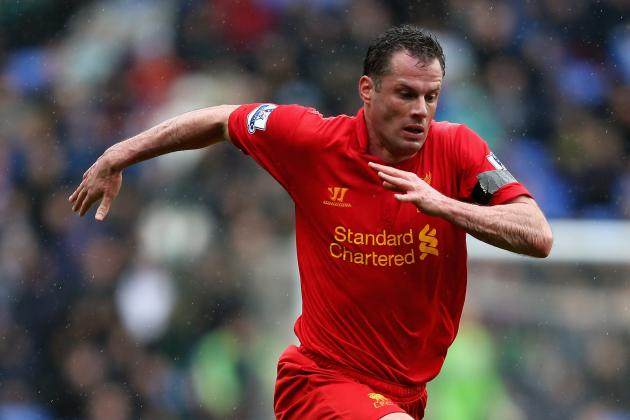 Liverpool Veteran Carragher: I Regret Not Winning the Premier League