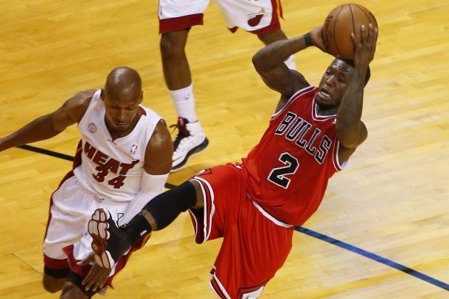 Nate Robinson's Near-Heroics Not Enough for Chicago Bulls to Survive Game 5
