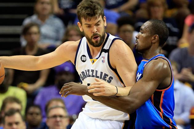NBA Gamecast: Grizzlies vs. Thunder