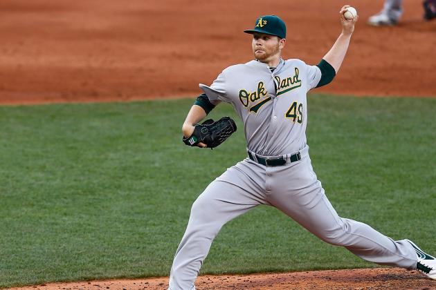 Brett Anderson Suffers Setback on Injured Ankle