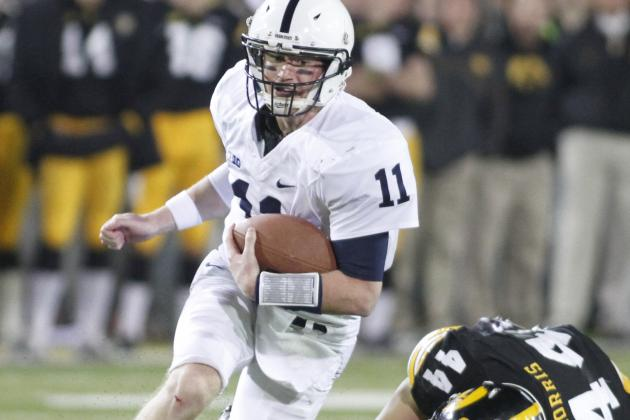 Former Penn State QB Matt McGloin Signs with Oakland Raiders