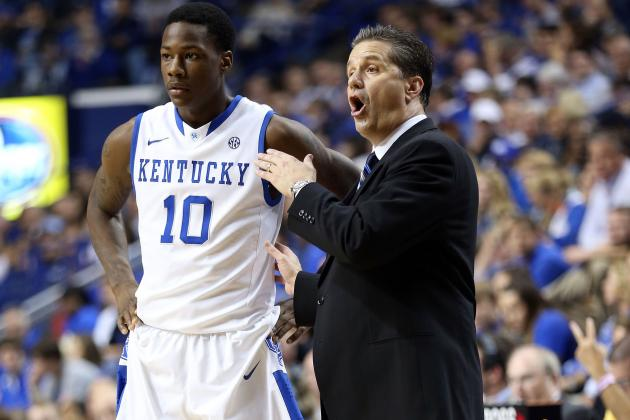 Calipari Supported Goodwin After Being Informed of NBA Decision