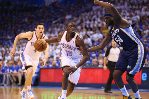 Can Reggie Jackson Become OKC Thunder's Next James Harden?