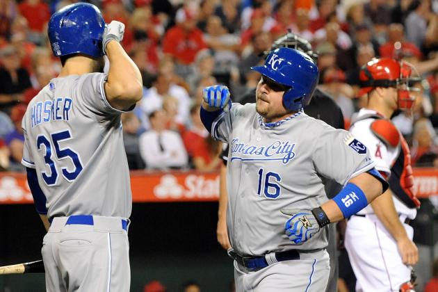 ESPN Gamecast: Royals vs. Angels