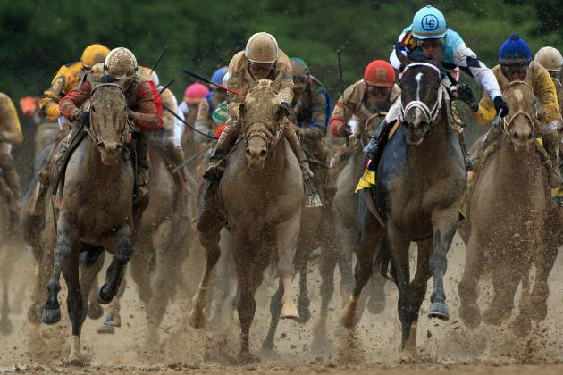 2013 Preakness Post Positions: Horses with Prime Starting Gate