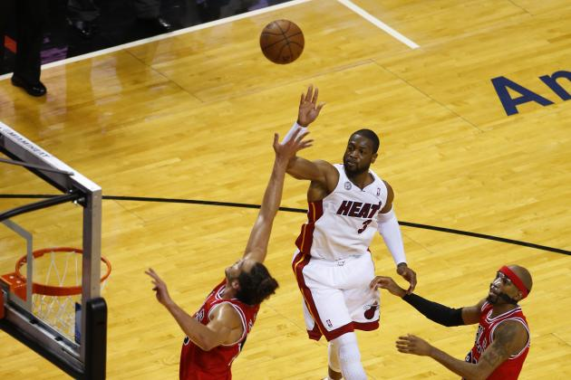 Chicago Bulls Eliminated from NBA Playoffs After 94-91 Loss to Heat