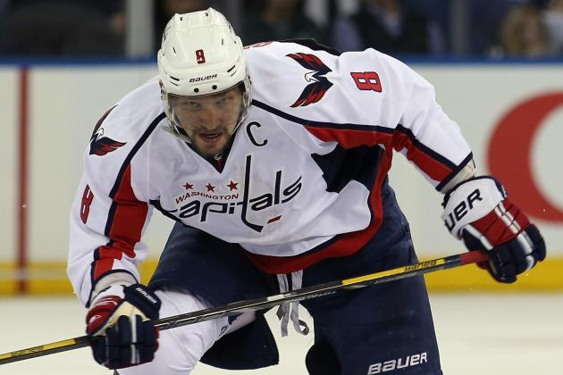 Mike Ribeiro: Alex Ovechkin 'Has a Lot to Learn'