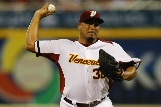 Phillies Sign Zambrano to Minor League Deal