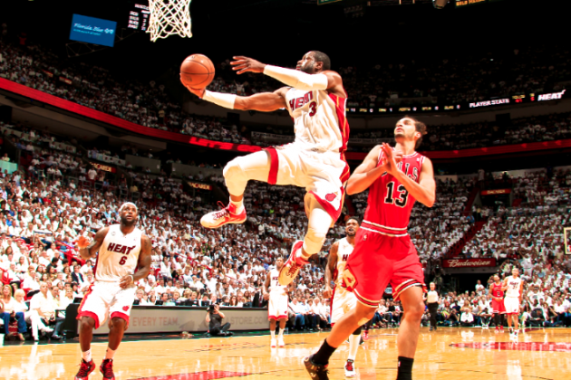 Chicago Bulls vs. Miami Heat: Game 5 Score, Highlights and Analysis