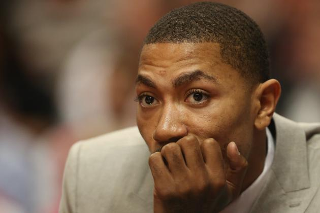 Derrick Rose's Failure to Return Handcuffed Bulls Offense in NBA Playoffs