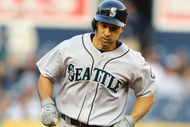 Ibanez, Mariners Throttle Hughes, Yankees