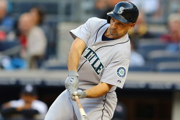 Raul Ibanez and Mariners Destroy the Yankees in New York