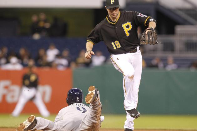 Rodriguez, Walker Lead Pirates over Brewers