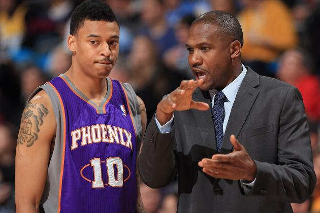 Lindsey Hunter Discusses Suns' Coaching Job with New GM