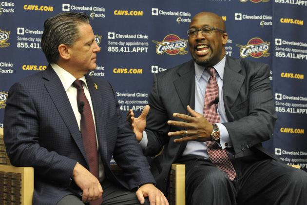 Game Plan for Mike Brown to Rebuild Cleveland Cavaliers' Defense