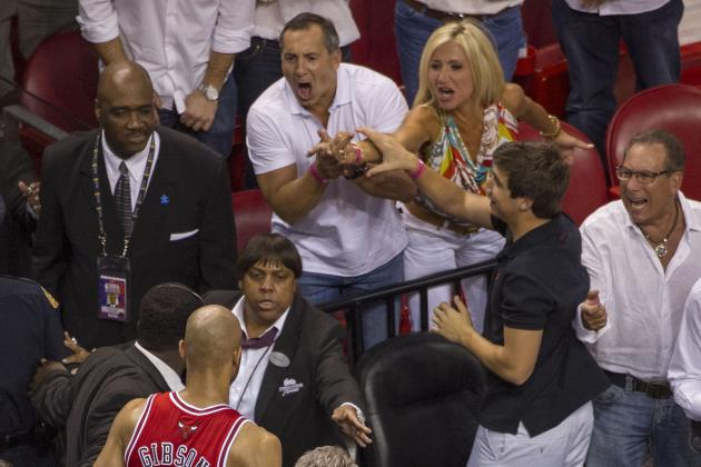 Miami Heat's 'middle Finger Lady' Apologizes to Fans