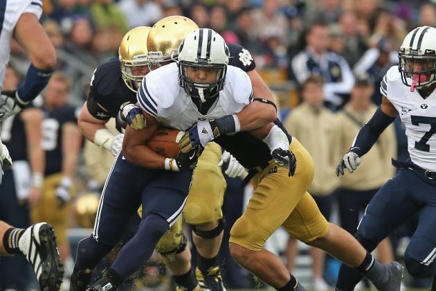 BYU Football: Examining What Makes Kyle Van Noy a Nightmare at LB