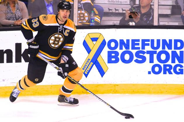 How Heavily Will Boston Bruins Lean on Zdeno Chara Against New York Rangers?
