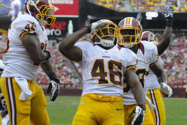 5 Areas the Washington Redskins Need to Improve for the 2013 NFL Season