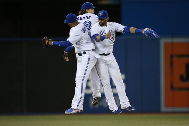 Blue Jays Pummel San Francisco Giants Again