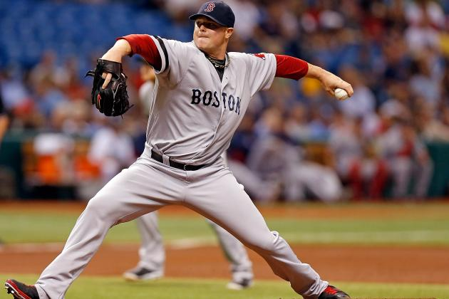 Lester Improves to 6-0; Price Injures Triceps