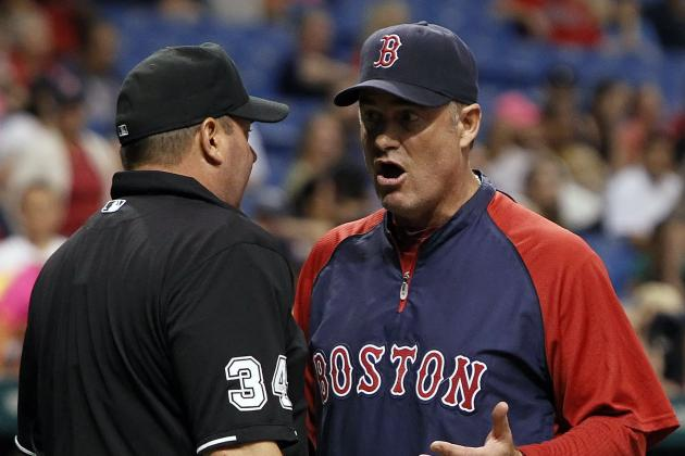 John Farrell Trying to Avoid Creating 'Uncertainty' with Lineup Shuffles