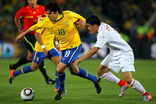 Are World Cup Hopes in Tatters for Ronaldinho and Kaka?
