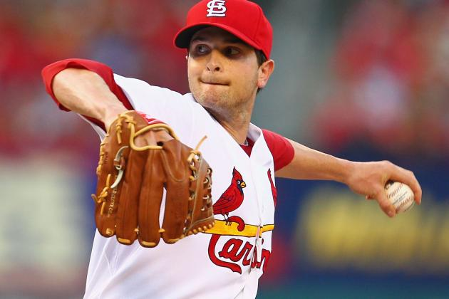 Pitch Counts Rising for Cards' Starters