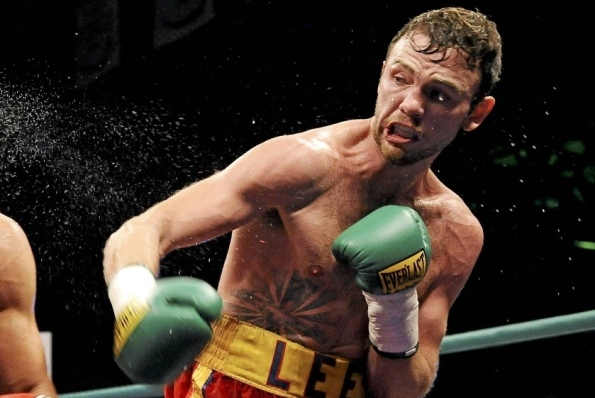 Andy Lee Destroys Daryl Cunningham with 1st Round TKO