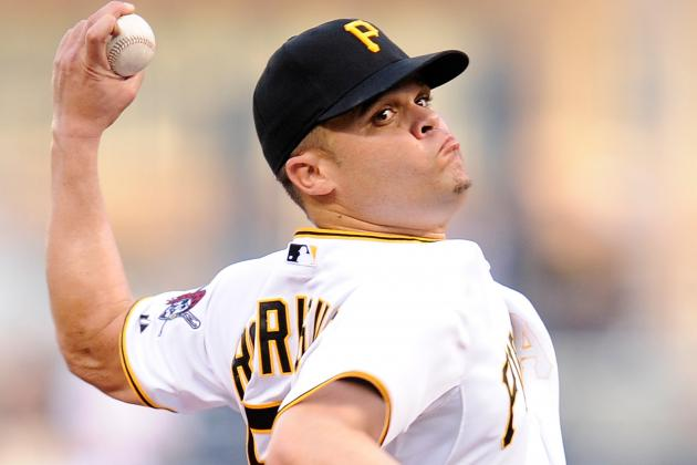 Rodriguez, Walker Push Pirates Past Brewers