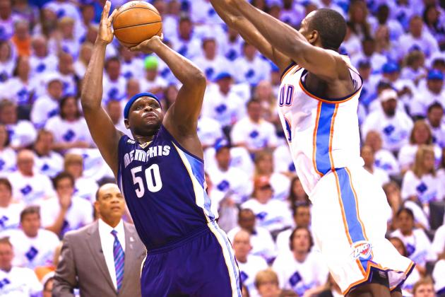 Grizzlies vs Thunder Game 5: Live Score, Highlights and Analysis