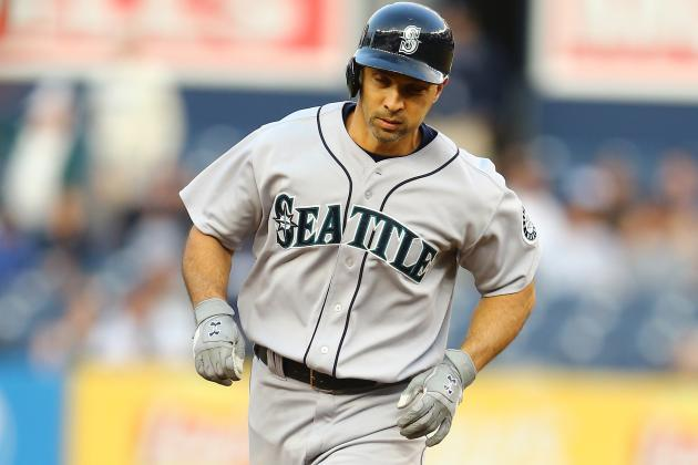 Hughes Batted Around by M's and Ibanez Who Hits 2 Home Runs in Blowout