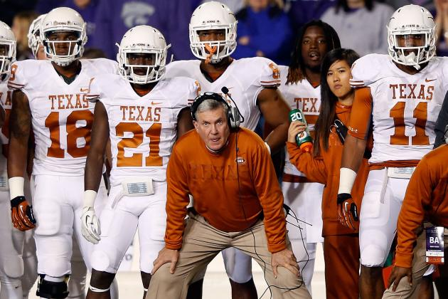 Is This Mack Brown's Last Hurrah with Texas Football?
