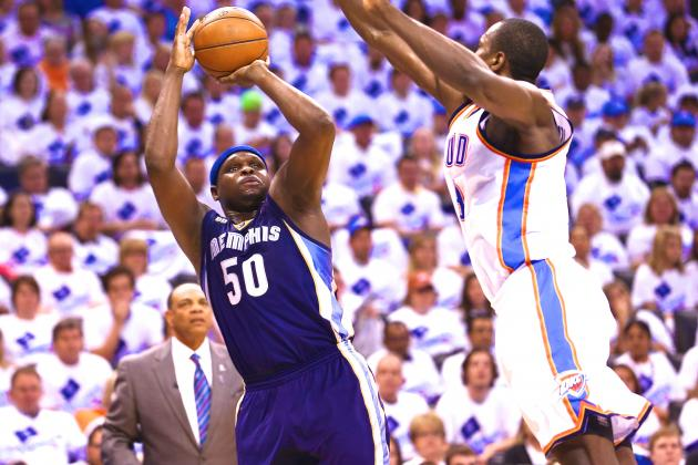 Memphis Grizzlies vs. OKC Thunder: Game 5 Score, Highlights and Analysis