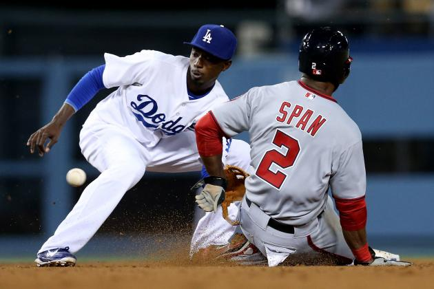 Dodgers 3, Nationals 1